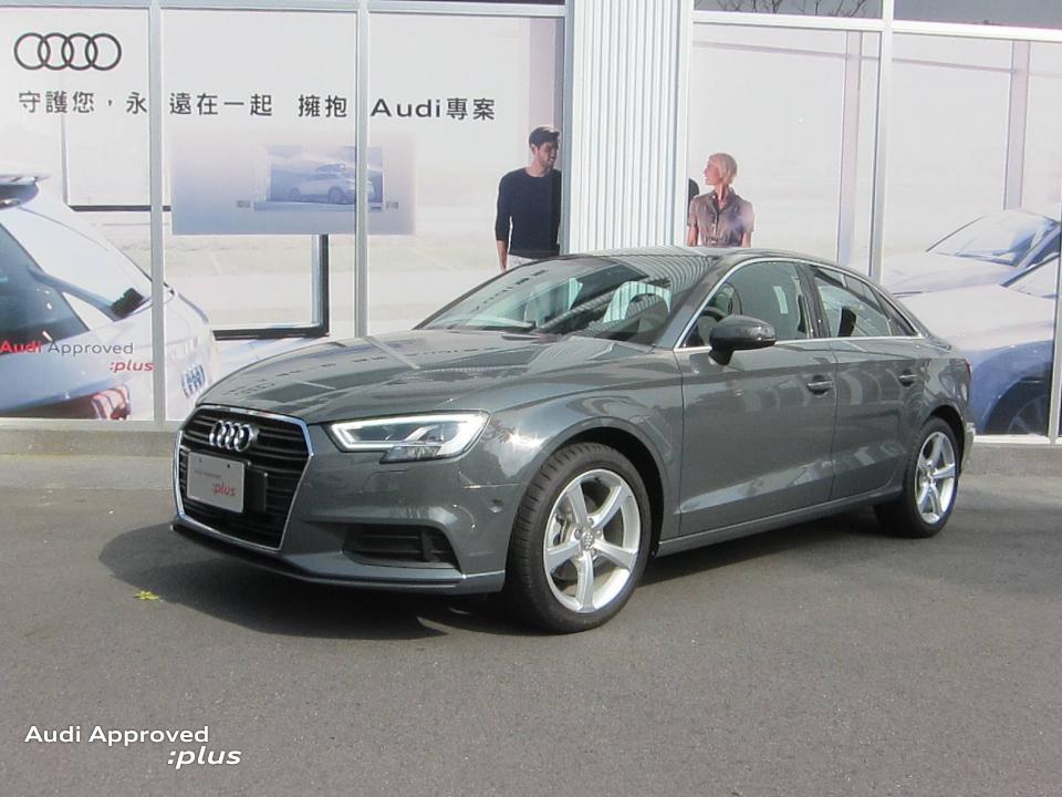 2017 Audi 奧迪 A3 Sedan