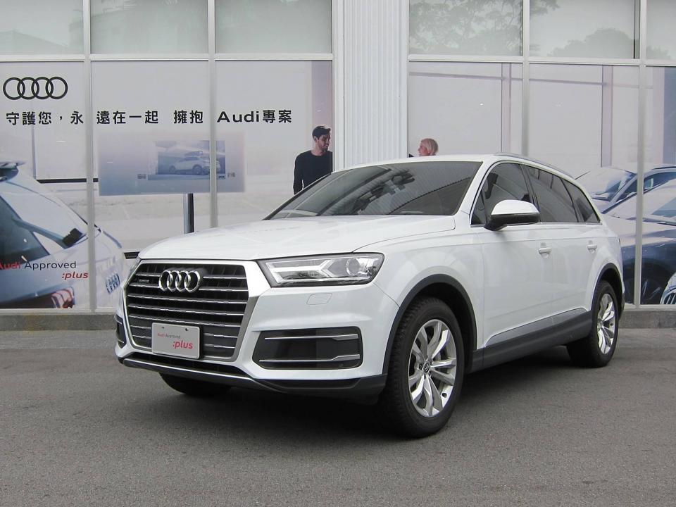 2015 Audi 奧迪 Q7