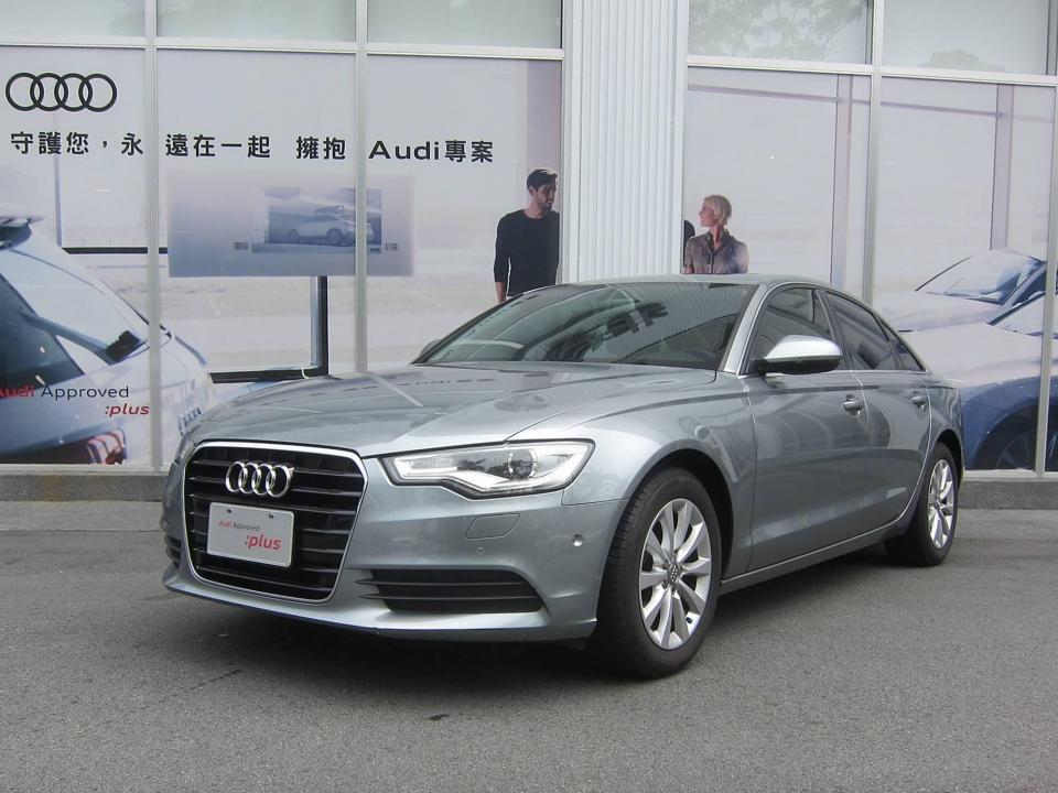 2013 Audi A6 sedan