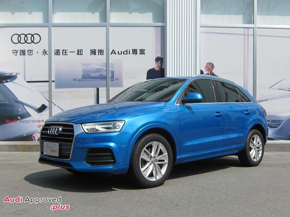 2016 Audi 奧迪 Q3