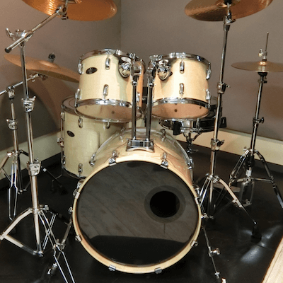 Learn components of a basic drum kit in 90 seconds