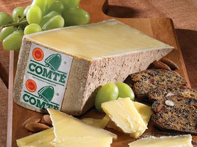 大人気チーズ「フランス産コンテ」をたっぷり楽しもう!
