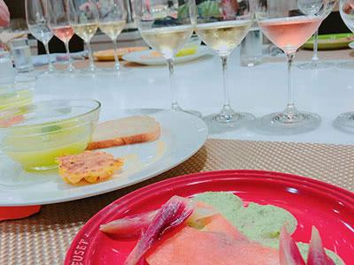 ワインと楽しむ!美味しく食べてヘルシーなフレンチ×薬膳