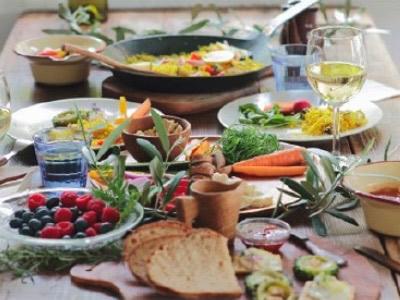 ワインと健康美食のマリアージュを楽しむ おとなのクッキング講座 ~毎日の体調管理 編~