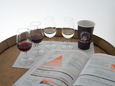 J.S.A.ソムリエ・ワインエキスパート受験サービス実技指導(2019年3月開講)<銀座校>※J.S.A.受験対策講座とセット申し込み