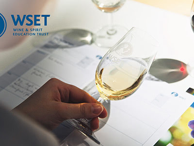 WSET®Level 2 Award in Wines and Spirits~Looking behind the label~