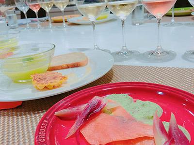 ワインと楽しむ!美味しく食べてヘルシーなフレンチ×薬膳*フランス地方料理編*