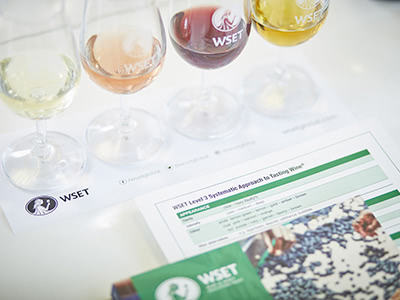 WSET®Level 3 Award in Wines~Explaing style and quality~