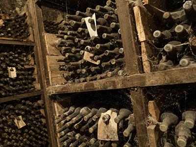 官能ワイン道:ブルゴーニュとシャンパーニュの妖しい古酒