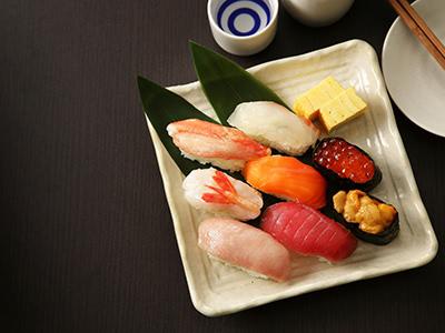 実践マリアージュ お寿司と日本酒