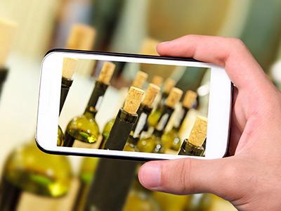 """Instagramを活用した""""今どきワインの楽しみ方""""(レストラン編)"""