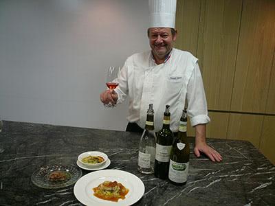 """ダニエル・マルタンの""""Le Vignoble et la table de France""""【秋編】"""