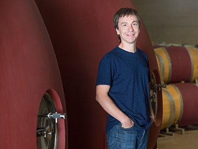 進化する世界最高レベルのシャルドネ&ピノ・ノワール〜世界最優秀醸造家フランシスコ・ベティッグ氏をお迎えして