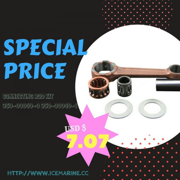 Special Price for Connecting Rod Kit 350-00040-0 350-00040-1