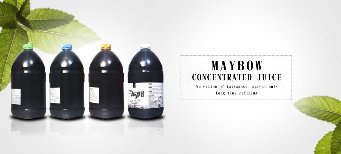 MAYBOW CONCENTRATED JUICE