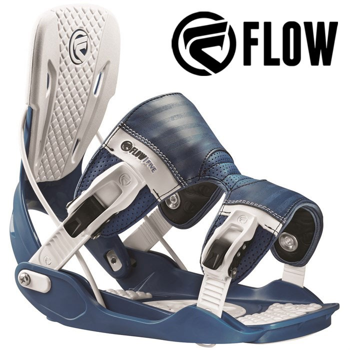 FLOW_Hybrid Five Snowboard Binding