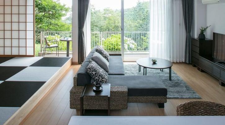 日本の伝統美 和モダンインテリアで自分だけの寛ぎ空間