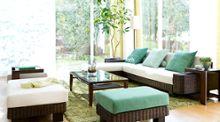 癒しのグリーンと観葉植物で作るインテリアコーディネート