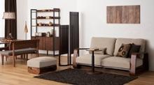 【特集】 無垢材ソファで木の温もりと上質な座り心地を味わう