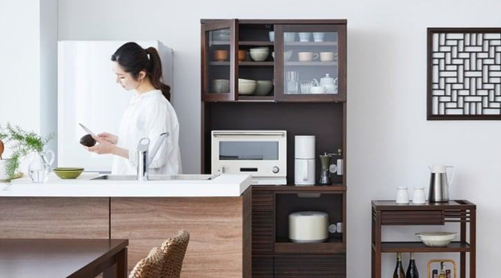 【特集】温もりある木製のキッチン収納で豊かな暮らしを