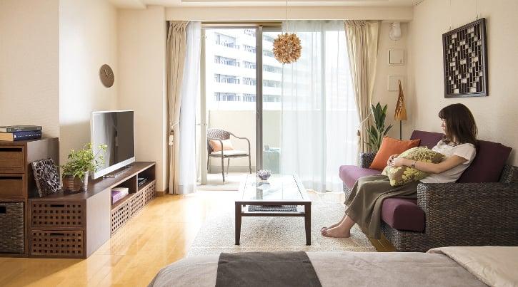 一人暮らし・ワンルームの理想を叶えるインテリア作り・家具選び