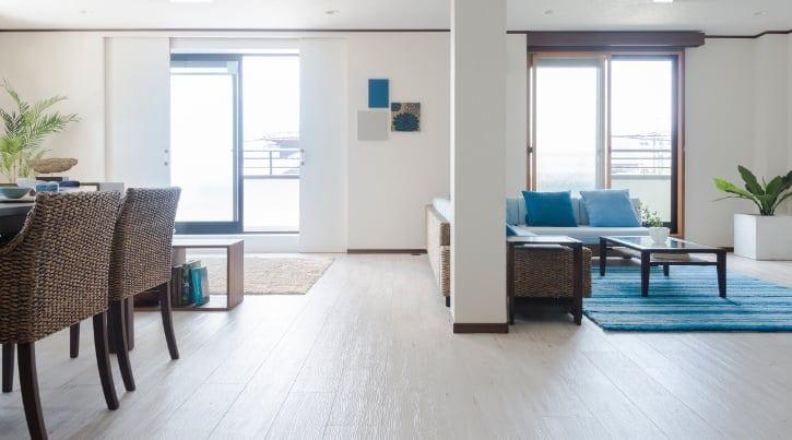 【40畳の広いリビング実例】溢れる開放感と暮らしが楽しくなる レイアウトと家具選び