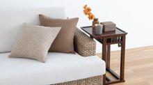 【サイドテーブル特集】おしゃれで便利なサイドテーブルをソファ・ベッドサイドに