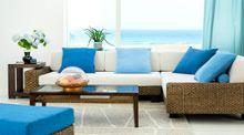 【ヒヤシンス素材/家具一覧】~リゾート感と温もり溢れるヒヤシンス家具のご紹介~