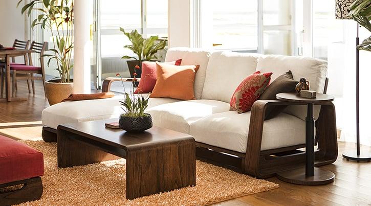 【無垢材(GB)/家具一覧】~木目の風合いを活かしたグレインブラウン家具のご紹介~