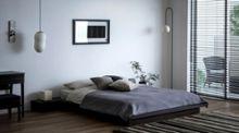 魅力的な寝室・ベッドルームを再現するインテリアコーディネート