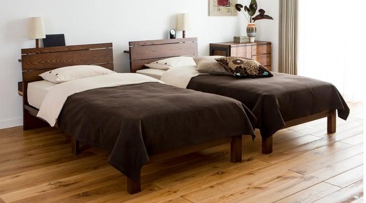 【開発エピソード】無垢材ベッド~ムク・ベッドの商品開発~