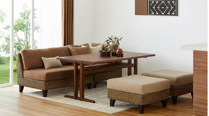 【開発エピソード】無垢材テーブル~モク・テーブルシリーズの商品開発~