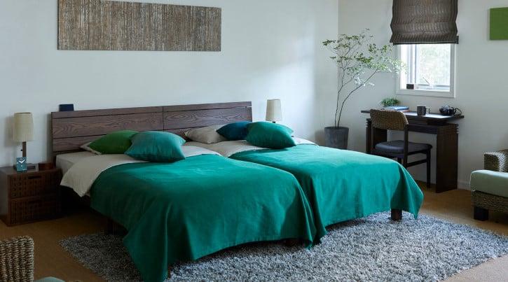睡眠の悩みを解決~快眠を得るための寝室のインテリアコーディネート