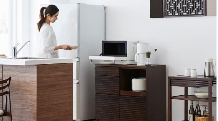 一人暮らしにおすすめな食器棚の選び方やポイント