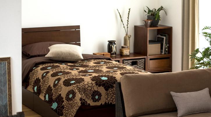 布団をベッドに変えてより快適な寝室づくり