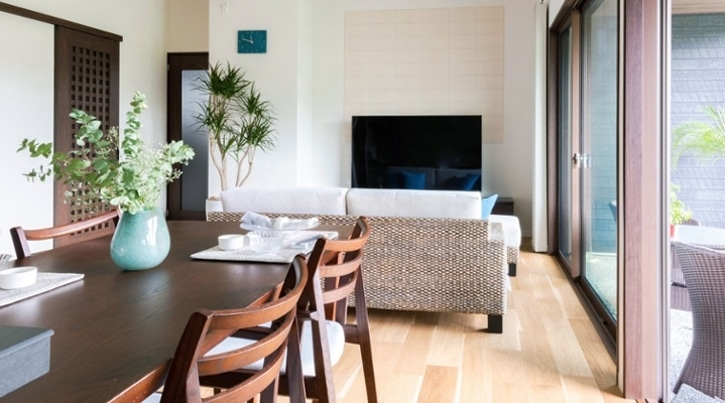 【実例付き】リゾート家具で叶える非日常感のある部屋作り