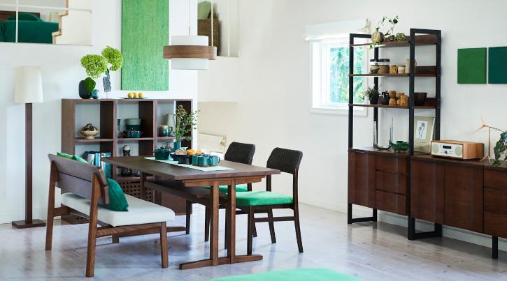食卓を快適にするダイニング収納の選び方とインテリアのポイント