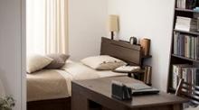 狭い部屋にも快適にベッドを置くポイント ~インテリア実例付き~