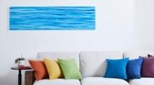 【実例付き】おしゃれなアートパネルで彩りのある空間づくり