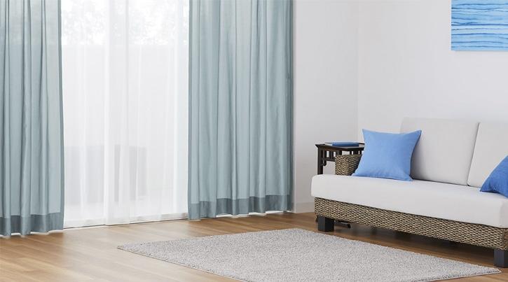カーテンの選び方~お部屋にぴったりな色や機能性を選ぶコツ&実例集~