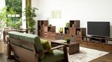 無垢材の温かみを感じる家具特集 ~インテリア実例付き~