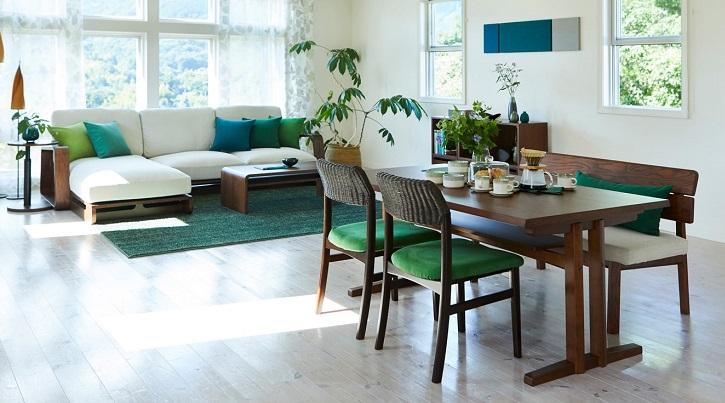 【特集】永い人生をともに過ごす天然素材の家具作り