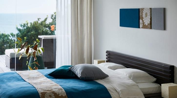 おしゃれなベッドメイキングで海外ホテル風の寝室をつくるコツ