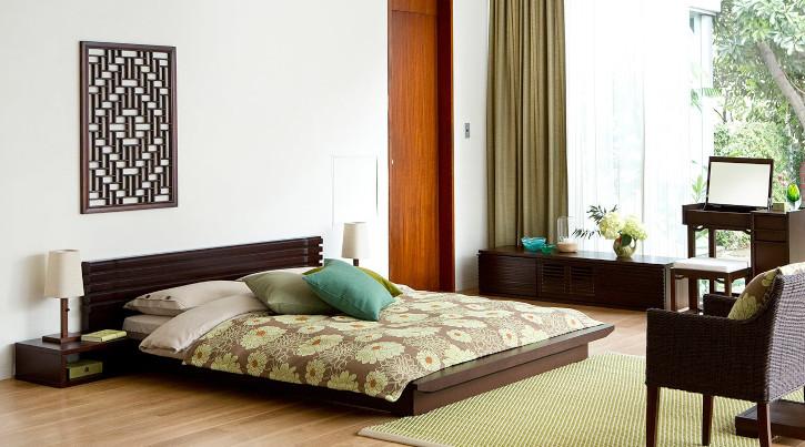 理想の寝室を叶えるリラクシーな空間づくり