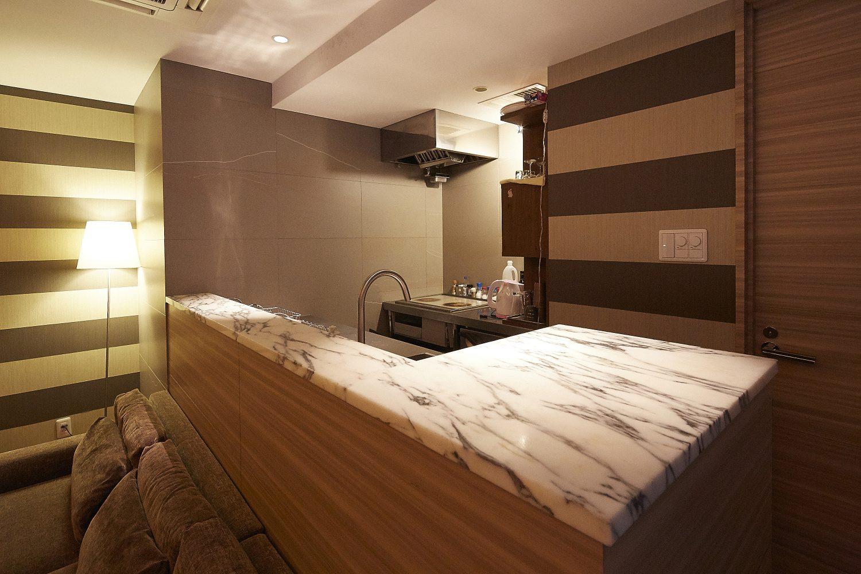 Lounge-R スペースA   キッチン完備