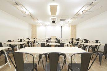みんなの会議室 品川Room B | スクール形式