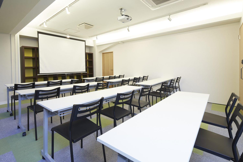 みんなの会議室 渋谷宮益坂2-1 | スクール形式
