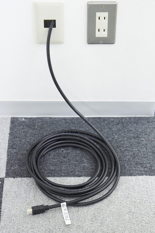 みんなの会議室 代々木第1 | プロジェクター用HDMIケーブル