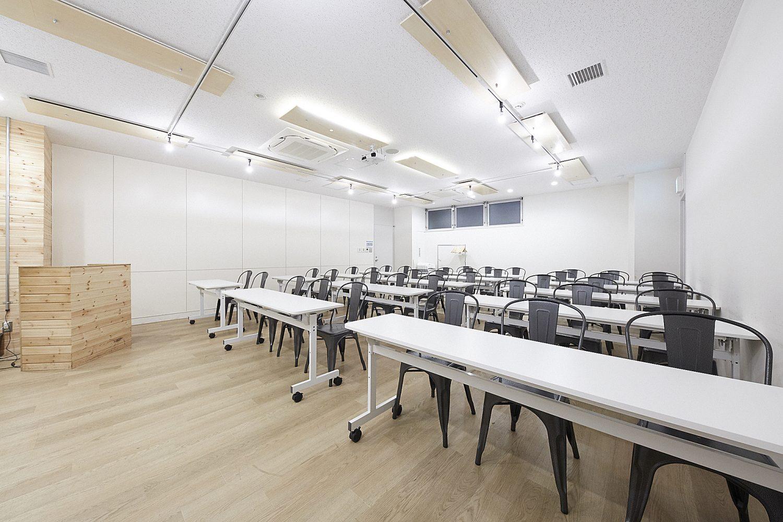 みんなの会議室 品川B | スクール形式