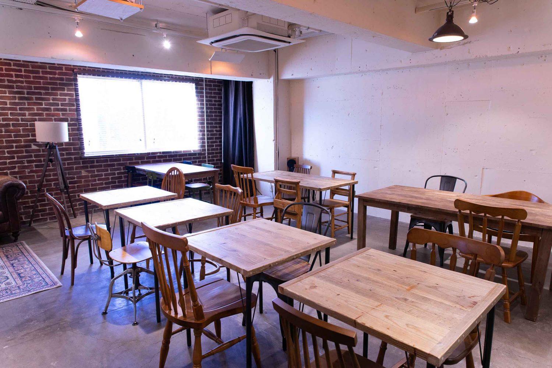 GOBLIN.PARK青山LOUNGE | 少〜中規模のホームパーティーに最適で、居心地の良い空間がウリです。
